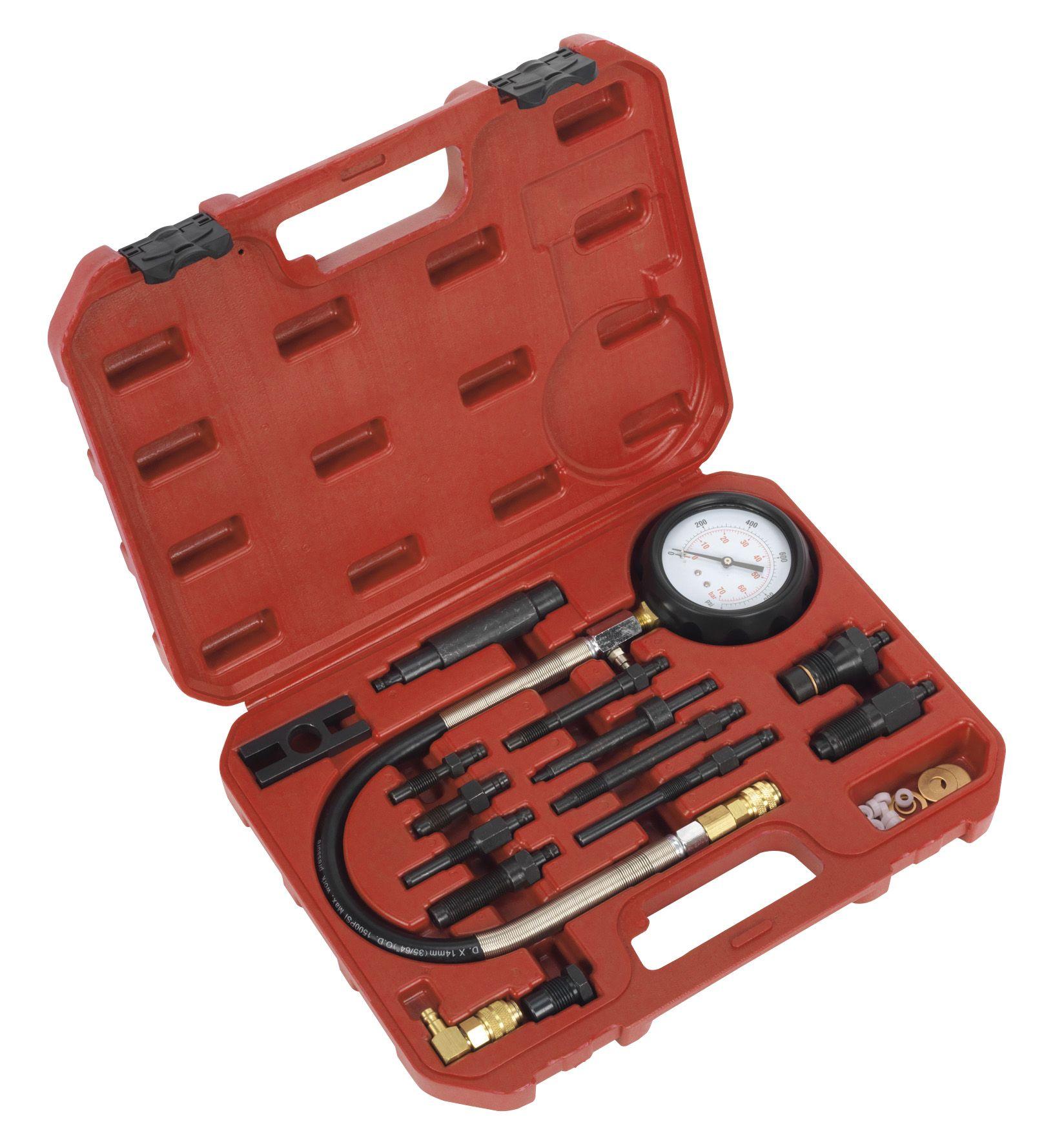 Sealey Diesel Engine Compression Test Kit