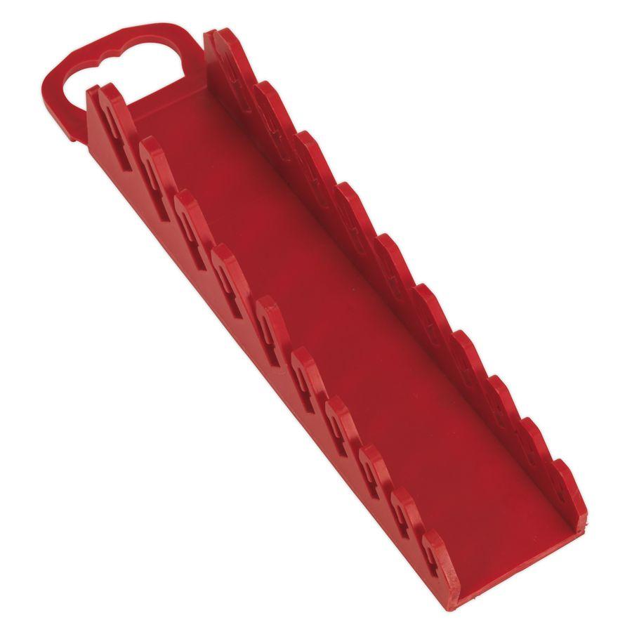 Sealey Spanner Rack Capacity 10 Stubby Spanners