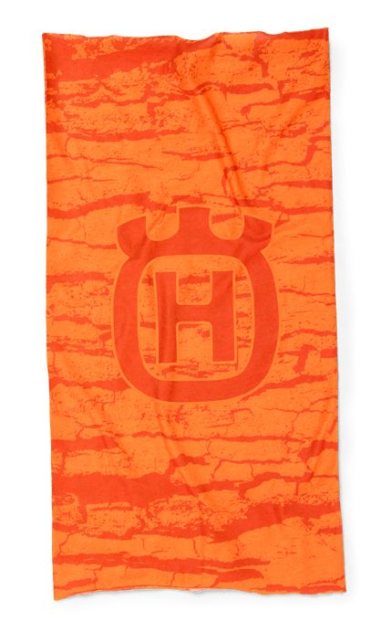 Husqvarna Xplorer Neck Tube / Beanie / Headband Orange