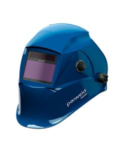 Parweld XR936H Large View Light Reactive Helmet - Blue