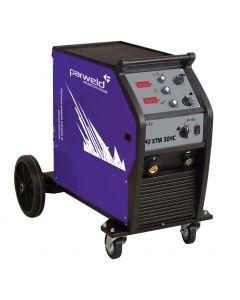 Parweld XTM304C-P1 XTM 304C 300A MIG Welder 400v With MIG Torch & Regulator