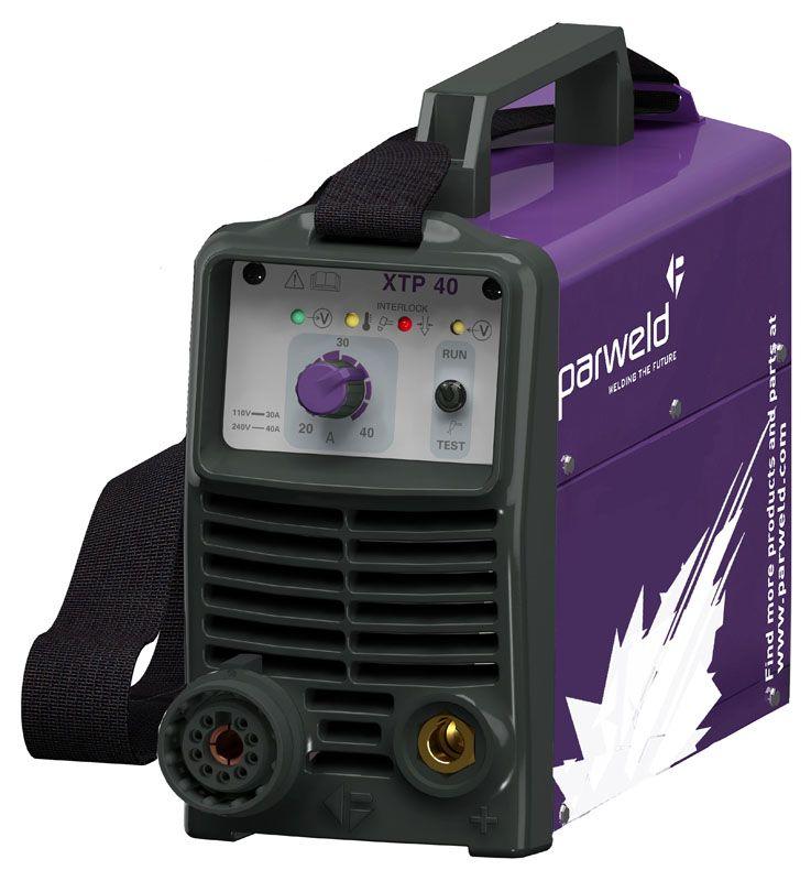 Parweld XTP40 XTP 40 40A Inverter Plasma Cutter 110 / 230V
