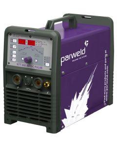 Parweld XTT202P 200A AC/DC Pulsed TIG Inverter Welder 230V