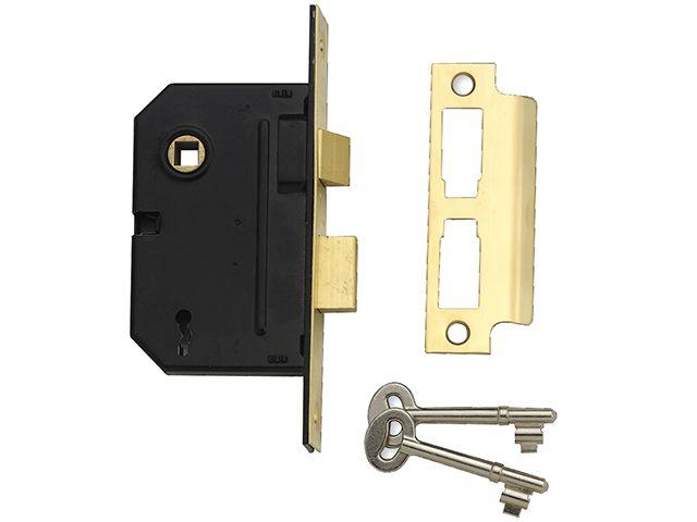 Yale Locks 2 Lever Internal Sashlocks - PM246