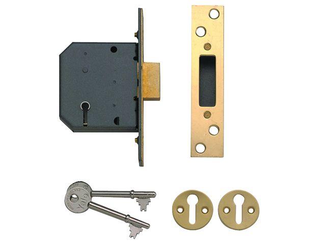 Yale Locks 5 Level Mortice Deadlocks - PM552