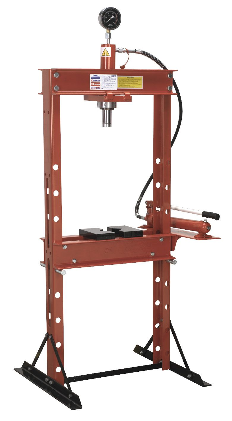 Sealey Hydraulic Press 20tonne Floor Type