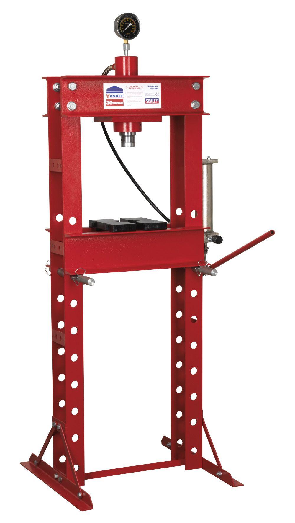 Sealey Hydraulic Press 30tonne Floor Type