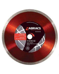 Abracs Expert Continuous Rim Diamond Blades For Tiles