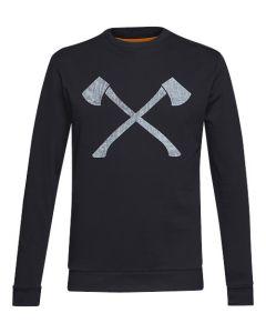Stihl Timbersports Axe Sweatshirt Black