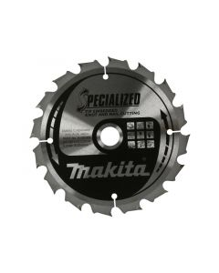 Makita Saw Blade Specialized B-09173 165x20mm
