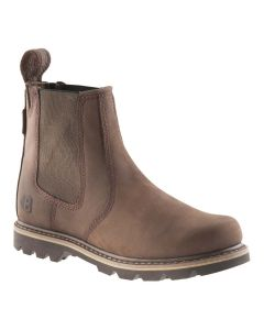 Buckler B1400 Buckflex Goodyear Welted Non-Safety Dealer Boots Brown