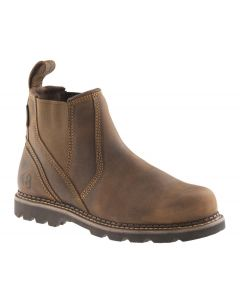Buckler B1500 Buckflex Goodyear Welted Non-Safety Dealer Boots Dark Brown