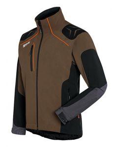 Stihl Advance X-SHELL Jacket Khaki