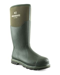 Buckler BBZ5020 Non-Safety Wellies Buckbootz Boots Green