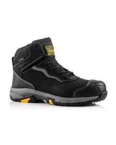 Buckler Tradez Blitz Full Safety Lace Boots Black