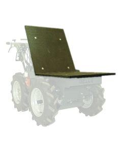 Belle BMD300 Minidumper Flatbed Attachment