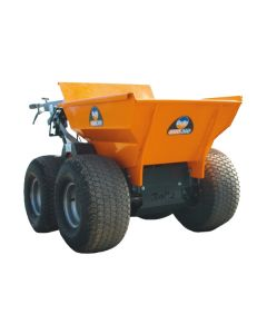 Belle BMD300 Motorised 4-Wheel Drive Minidumper With Wide Wheels