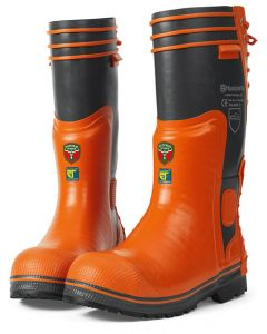 Husqvarna Chain Saw Protective Rubber Wellington Boots - Functional 28m/s