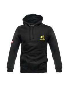 Buckler Hard As Nails Hoodie Black