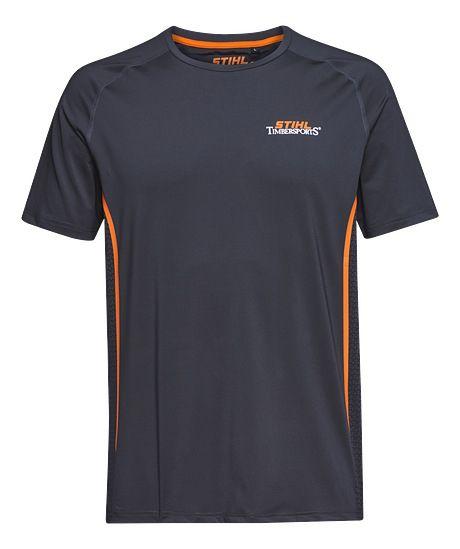 Stihl Timbersports TEC Functional Shirt Grey