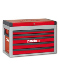 Beta Tools C23S Portable Tool Chest Tool Box With 5 Drawers