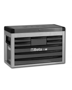 Beta Tools C23SC Portable Tool Chest Tool Box With 8 Drawers