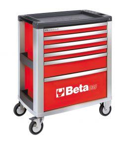 Beta Tools C39 6 Drawer Mobile Roller Cabinet Tool Box