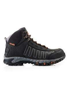 Scruffs Cheviot S3 SRA HRO Rated Safety Boots Black