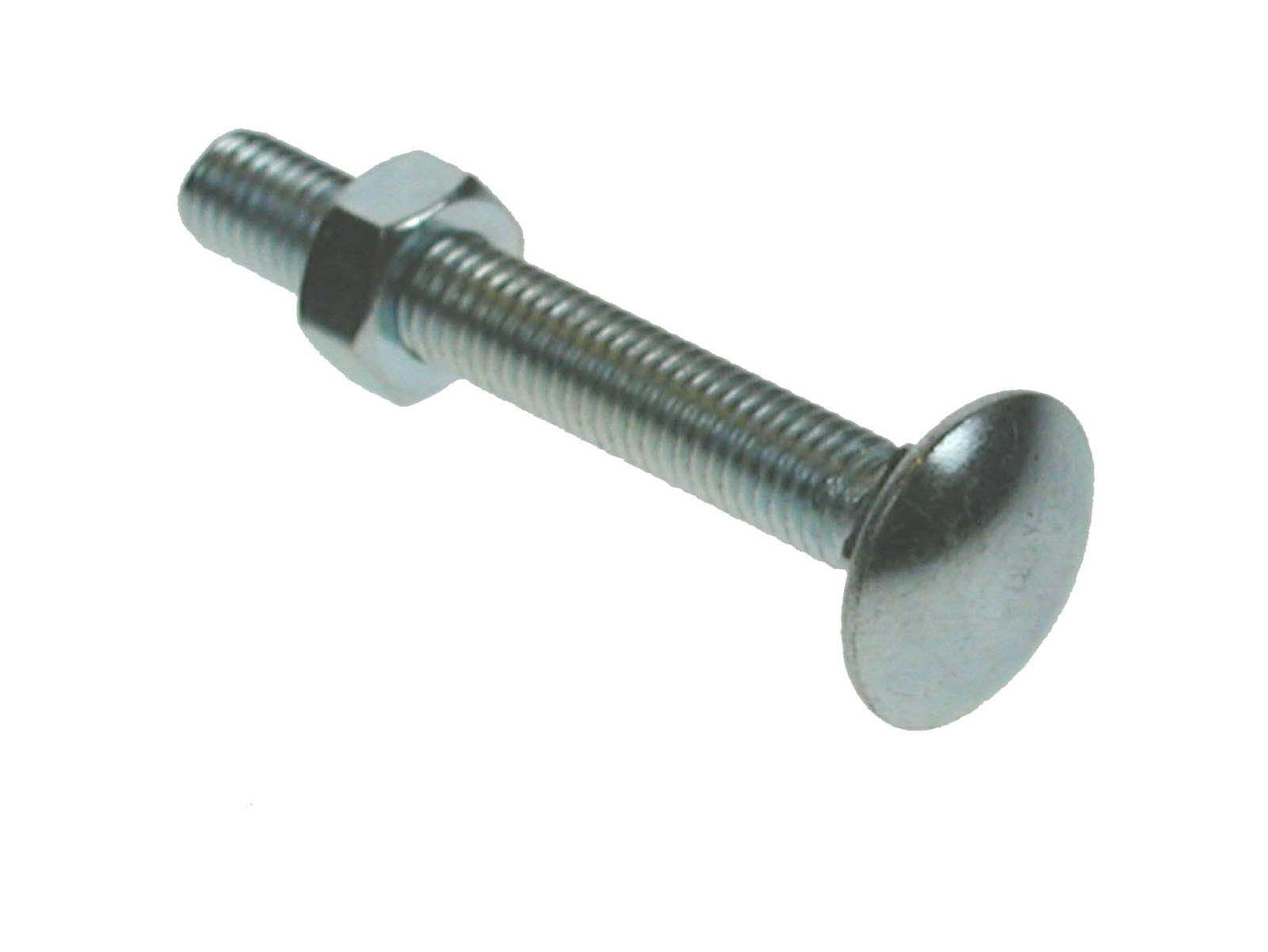 Unifix Cup Square Hex Bolts & Nuts