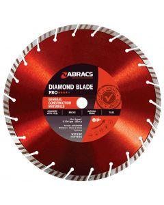Abracs Pro Diamond Blades General Purpose