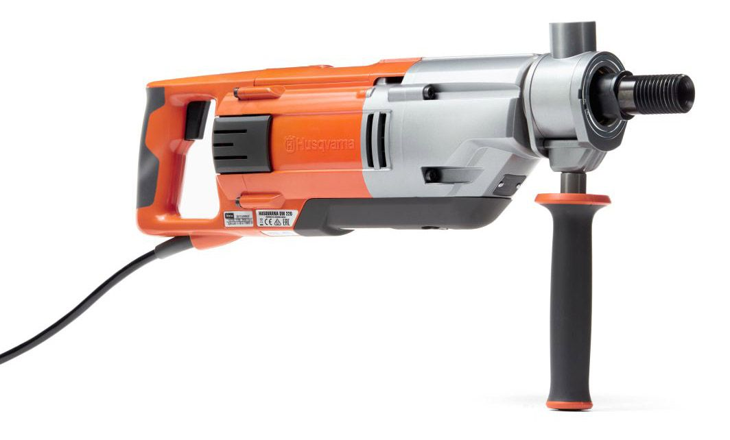 Husqvarna DM220 Drill Motor Unit