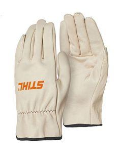 Stihl Dynamic Duro Leather Gardening Gloves