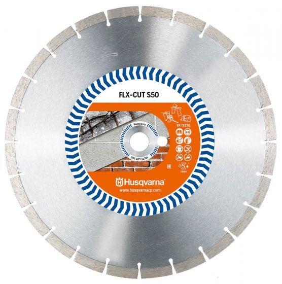 "Husqvarna FLX-Cut S50 12"" Diamond Blade"