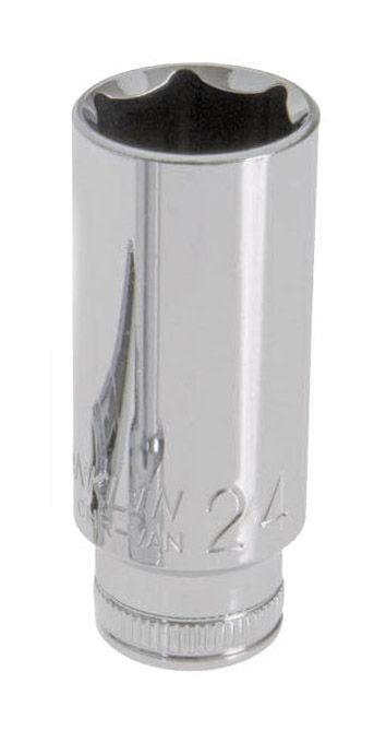 "Franklin XF 6 Point Deep Socket 1/2"" Drive"