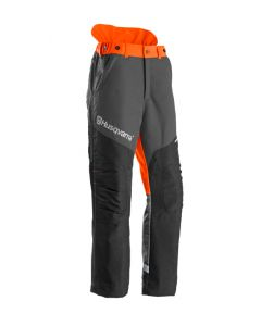 Husqvarna Chain Saw Protective Trousers 24A - Functional
