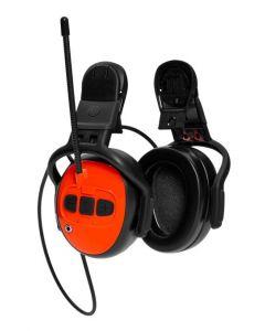 Husqvarna Hearing Protection With Radio / MP3 Helmet Set