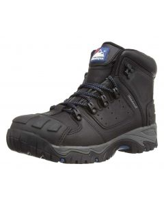 Himalayan 5206 Black Waterproof S3 Safety Boots