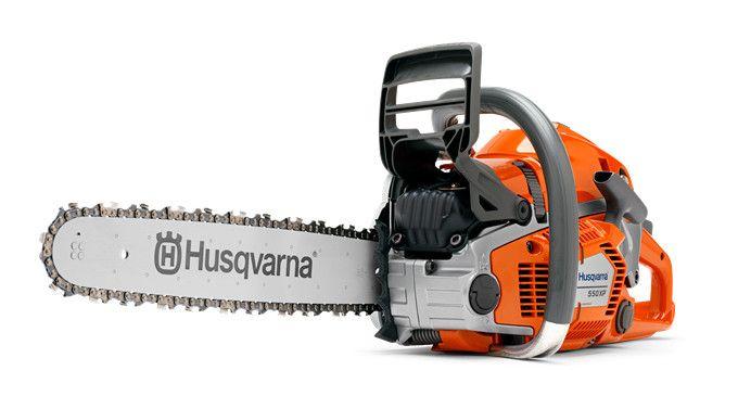 Husqvarna 550XP II 50.1cc Professional Petrol Chain Saw