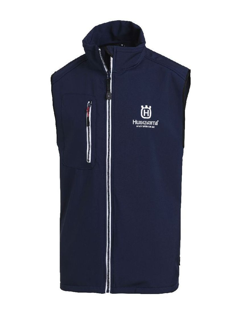 Husqvarna Body Warmer Navy