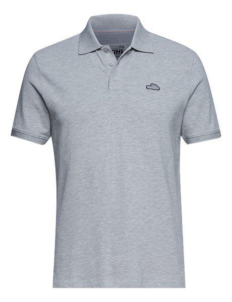 Stihl Icon Polo Shirt Grey