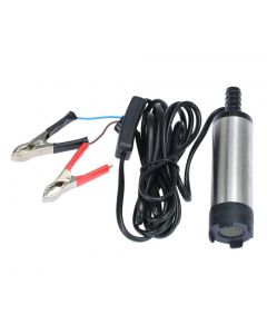 Lumeter 38mm High Output 12v Stainless Diesel Pump Kit