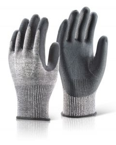 Click Kutstop Micro Foam Nitrile Cut Level 5 Gloves