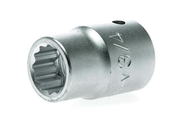 """Teng Tools 3/4"""" Drive 12 Point Imperial Sockets"""