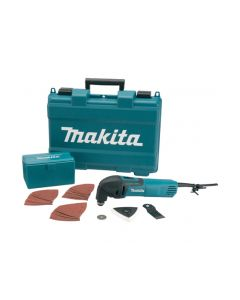 Makita TM3000 Oscillating Multi Tool With 33 Accessories 320w