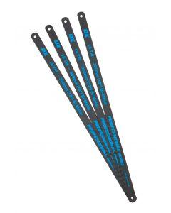 "OX Pro 12"" Hacksaw Blades 24 TPI Pack Of 4"