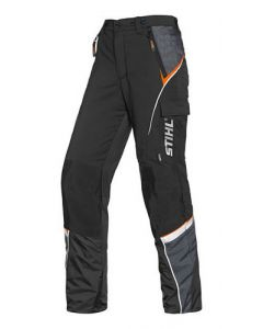 Stihl Advance X-LIGHT Trousers Design A Black