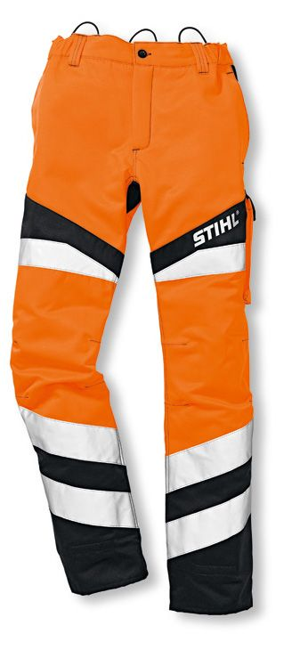 Stihl FS Protect 471 Hi-Vis Clearing Saw Protective Trousers