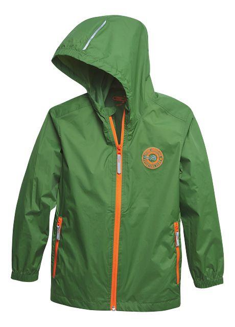 Stihl Childrens Rain Jacket Green