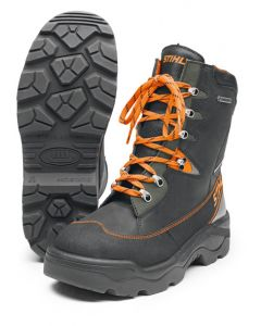 Stihl Dynamic Ranger GTX Leather Chain Saw Boots