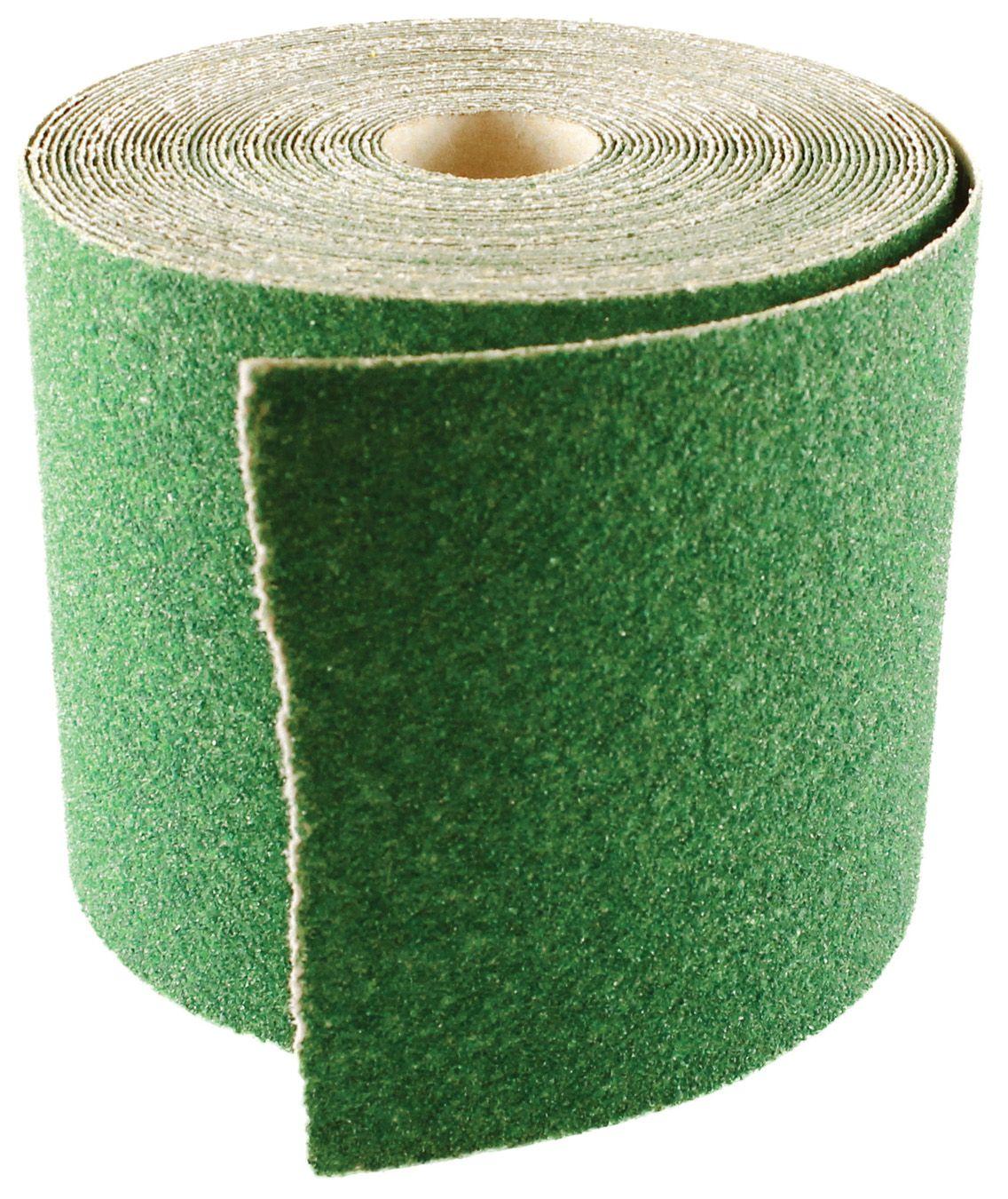 Abracs Green Decorators Sandpaper Rolls